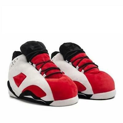 Air Jordan 6 Red Sneaker Slippers | eBay