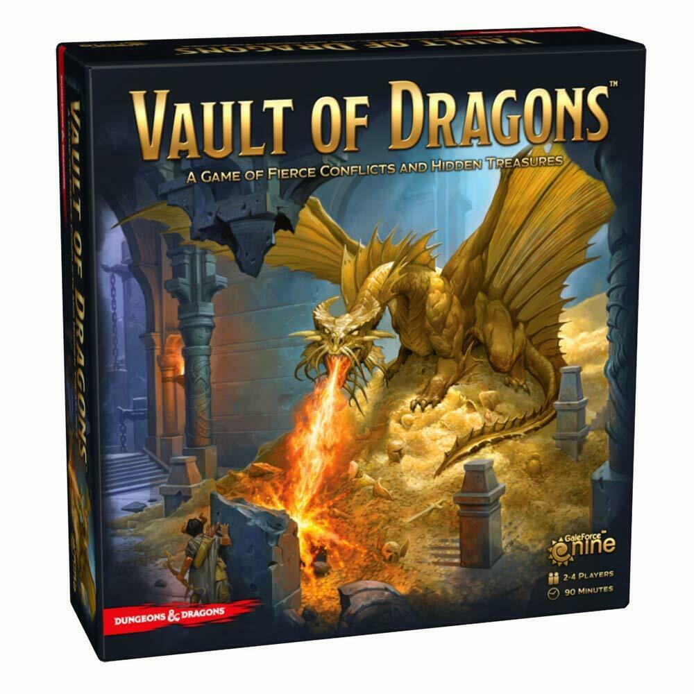 Dungeons & Dragons  Vault of Dragons