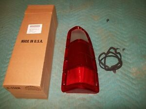 New-1972-73-74-75-76-77-78-79-80-Dodge-Truck-Ramcharger-Right-Tail-Light-Lens