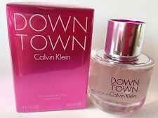 DOWN TOWN Perfume by Calvin Klein 3.0 OZ EDP Spray For Women NEW IN SEALED BOX