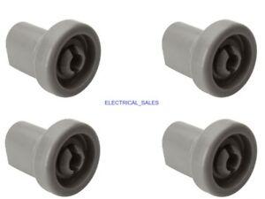 ELECTROLUX-ZANUSSI-AEG-DISHWASHER-UPPER-TOP-BASKET-WHEEL-50286967000-x-4-GENUINE