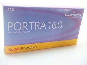 5-x-KODAK-PORTRA-160-120-ROLL-CHEAP-PRO-COLOUR-FILM-By-1st-CLASS-ROYAL-MAIL