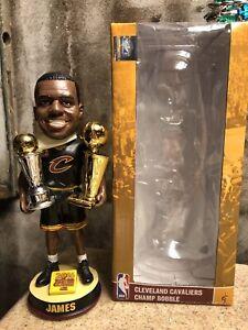 LEBRON-JAMES-Cleveland-Cavaliers-2016-NBA-Champions-amp-MVP-EXCLUSIVE-Bobblehead