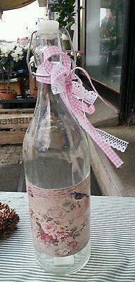 Clayre  /& Eef shabby antik vintage Landhaus **neu** Flasche Vase