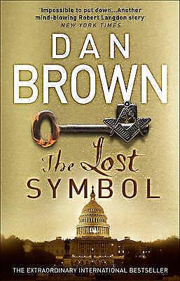"""1 of 1 - """"AS NEW"""" The Lost Symbol (Robert Langdon), Brown, Dan, Book"""