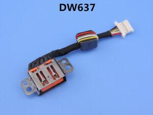 DC30100XG00 GENUINE DC POWER JACK CONNECTOR CABLE LENOVO YOGA 700-11ISK 80QE