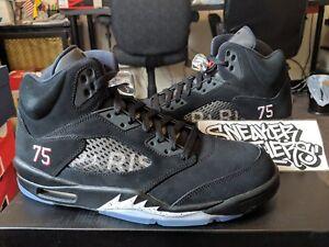 cheaper 7408c 5d868 Image is loading Nike-Air-Jordan-Retro-V-5-Paris-Saint-