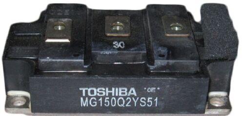 1 Pcs  MG150Q2YS51 TOSHIBA N CHANNEL IGBT MODULE