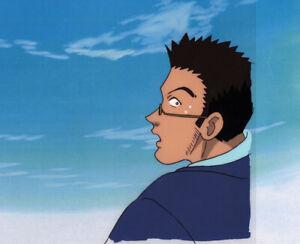 Hunter x Hunter Anime Production Cel Douga Copy Background Leorio Shonen Jump