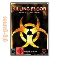 Killing Floor PC spiel Steam Download Digital Link DE/EU/USA Key Code Gift Game