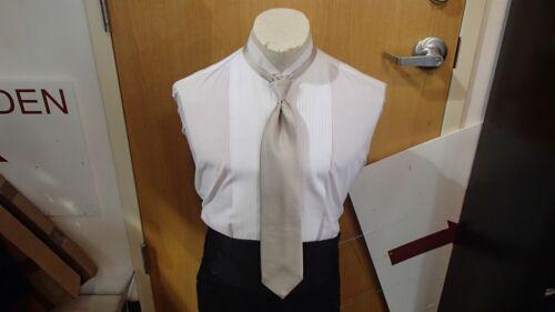 """/""""Vision/"""" by Perry Ellis Men/'s Formal Tie Latte"""