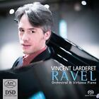 Orchestral & Virtuoso Piano von Vincent Larderet (2014)