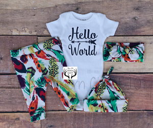 64f9078503f0f Baby Girl,Baby Girl Coming Home Outfit,Baby,Newborn Girl Coming Home ...