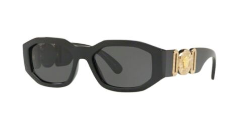 Authentic Versace 0VE 4361 GB1//87 BLACK Eyeglasses
