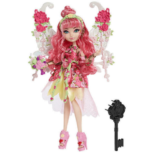 """NEW CUPID DOLL EVER AFTER HIGH TOYS/""""R/""""US TRU EXCLUSIVE HEARTSTRUCK C.A"""