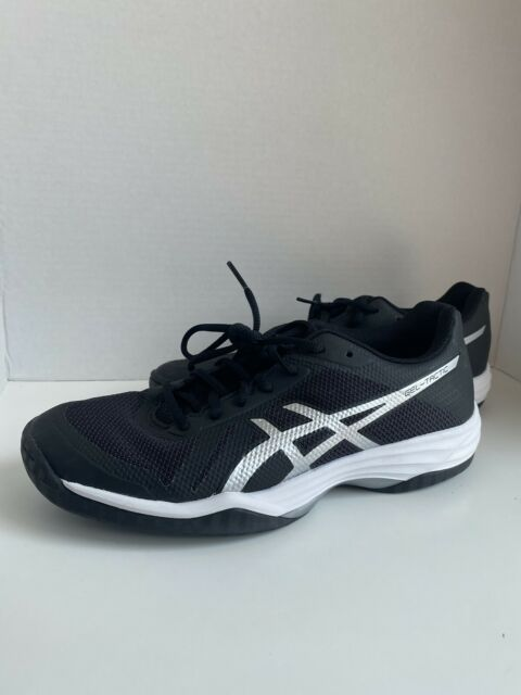 ASICS Gel-Tactic 2  Casual Volleyball Court Shoes Black Womens - Size 9 1/2