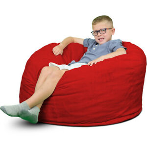 Magnificent Details About Ultimate Sack 3000 Bean Bag Chair Multiple Colors Materials Avail Foam Forskolin Free Trial Chair Design Images Forskolin Free Trialorg