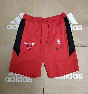 Morbosidad Torpe estimular  Men's Nike Chicago Bulls Showtime Therma Flex Shorts Red Size Large NWT |  eBay