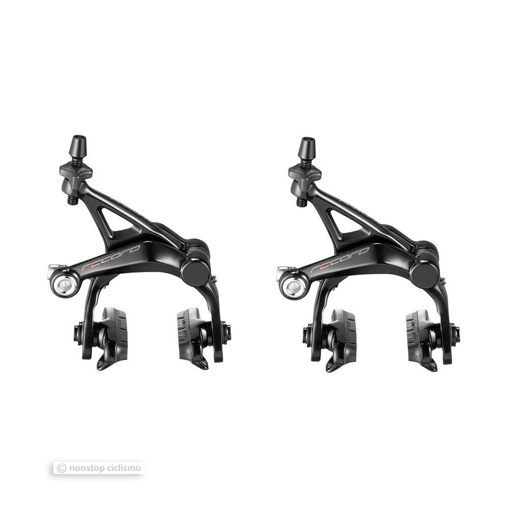 NEW Campagnolo 2019 RECORD Dual Pivot Brakes Brakeset Calipers BR19rossoP