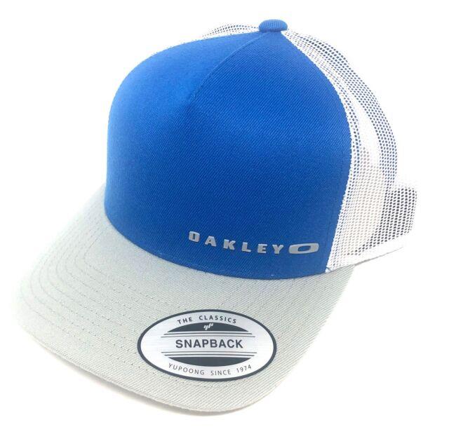 save off exclusive deals get cheap Oakley Men's Halifax Adjustable Snapback Mesh Trucker Hat Cap ...