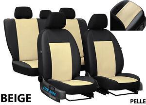 VW TIGUAN ALLSPACE 5 SEATS 2017-2021 ARTIFICIAL LEATHER ...