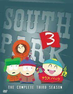 Brand-New-DVD-South-Park-The-Complete-Third-Season-1997-Trey-Parker-Matt