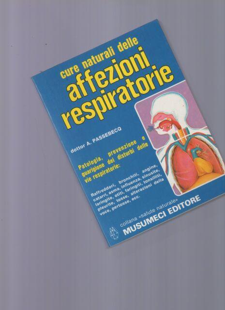 Cure naturali delle affezioni respiratorie