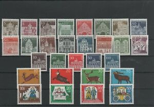 Germany-Berlin-vintage-yearset-Yearset-1966-Mint-MNH-complete-More-Sh-Shop