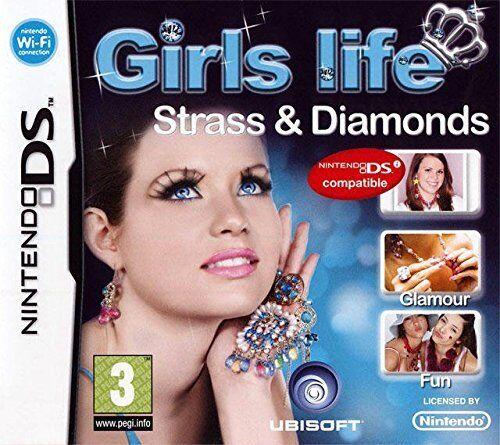GIRLS LIFE  :  STRASS & DIAMONDS      ---- pour DS