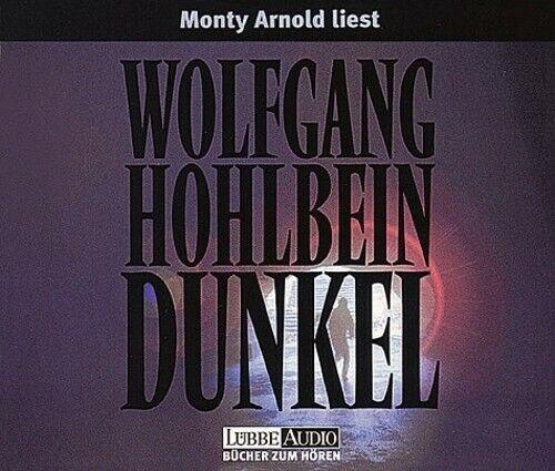 Dunkel - Wolfgang Hohlbein ZUSTAND SEHR GUT