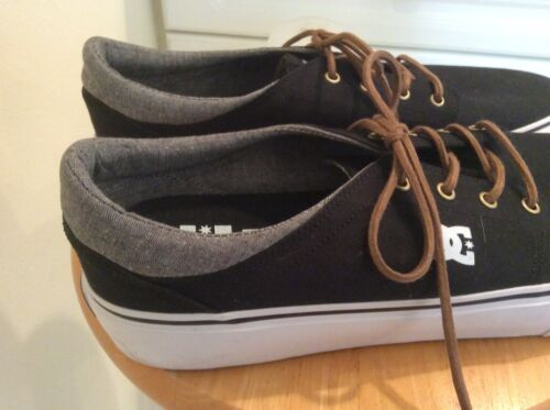 Skateboard Chaussures Trase Tx Skate Blanc 13 Nouvelle Dc Baskets Noir Nwob taille 0OPkX8nw