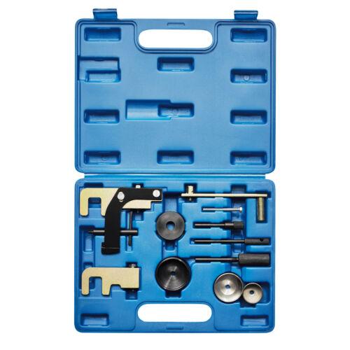 KRAFTPLUS® Zahnriemen Werkzeug Satz Einstellwerkzeug für Nissan Vauxhall Opel GM