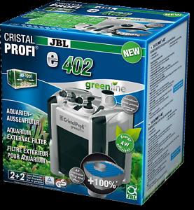 Jbl Cristalprofi E402 Greenline - Filtre externe pour aquariums à partir de 40 120 litres