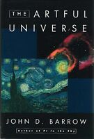 The Artful Universe-john Barrow/astronomy/cosmology/et's/new/hb/dj/free Shipping