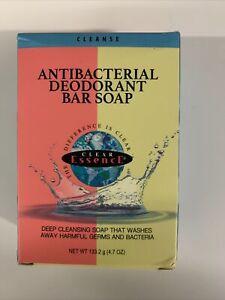 Cleanse, Antibacterial Deodorant Bar Soap, Essence 4.7oz