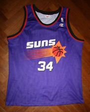 BARKLEY PHOENIX SUNS PHILA 76ers NBA Jersey Trikot canotta maglia basket maillot
