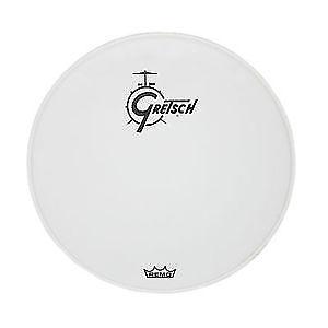 """Gretsch 20/"""" Logo Bass Drum Head"""