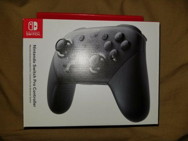Genuine Nintendo - Pro Wireless Controller for Nintendo Switch NEVER OPENED