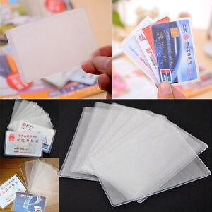 10Pcs-EC-Kartenhuelle-Karte-Huelle-Bankkarte-Kreditkarte-Schutzhuelle-Ausweishuelle