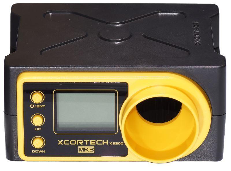 Airsoft tir chrono chronographe xcortech xcortech xcortech x3200 nouveau 100% d'origine MK3 026abf