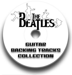 THE-BEATLES-STYLE-ROCK-GUITAR-MP3-BACKING-JAM-TRACKS-CD-ANTHOLOGY-LIBRARY