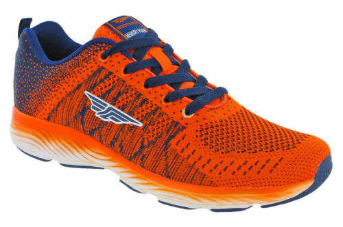 Red Tape Running Trainers Memory Foam Gym Fitness Mesh Lightweight Mens Sports