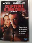 Colpevole d'omicidio (Thriller 2002) DVD film Michael Caton-Jones Robert De Niro