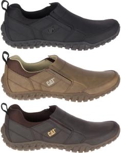 CAT-CATERPILLAR-Opine-Sneakers-Baskets-a-Enfiler-Chaussures-pour-Hommes-Nouveau