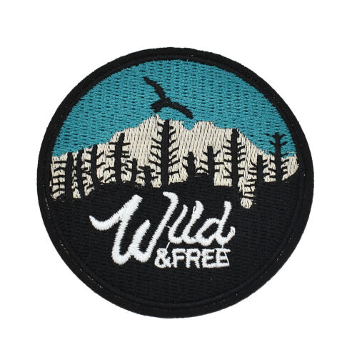 Adventure Hiking Travel Souvenir Patch for Jeans Jacket Coat Sewing Accessories