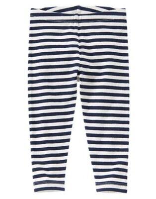 New Gymboree Light Pink /& White Striped Leggings Pant NWT 2T 3T 4T 5T Polar Pink