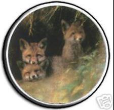 Radhülle Junge Füchse Ersatzrad Rad Reserverad Abdeckung Jagd Jäger Fuchs
