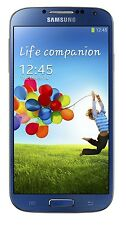 Samsung Galaxy S4 I337 16GB 4G LTE AT&T Unlocked GSM Android Phone - Blue