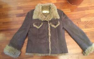 cappotto krizia donna interno pelliccia