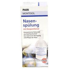 PARI MONTESOL Nasal Rinse Natural Saline Solution 250ml